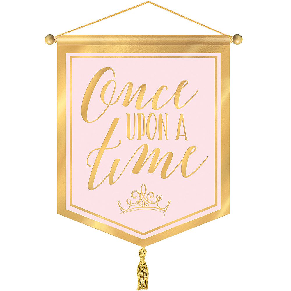 Disney Once Upon a Time Canvas Sign Image #1