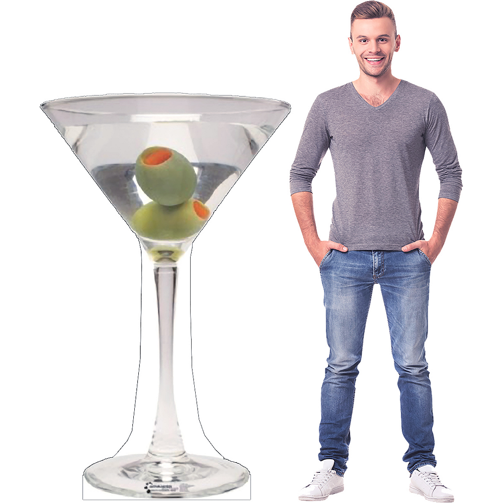 Nav Item for Martini Standee Image #2