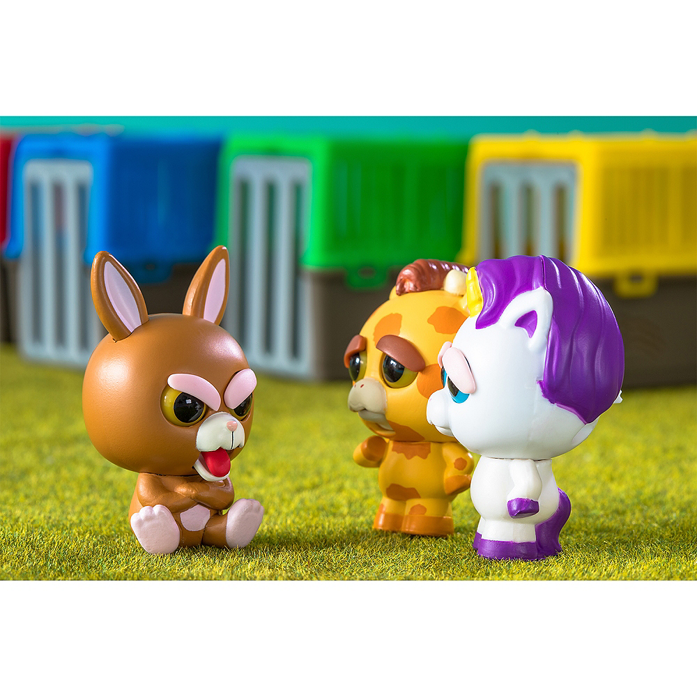 Feisty Pets Mini Misfits Series 1 Mystery Pack Image #2