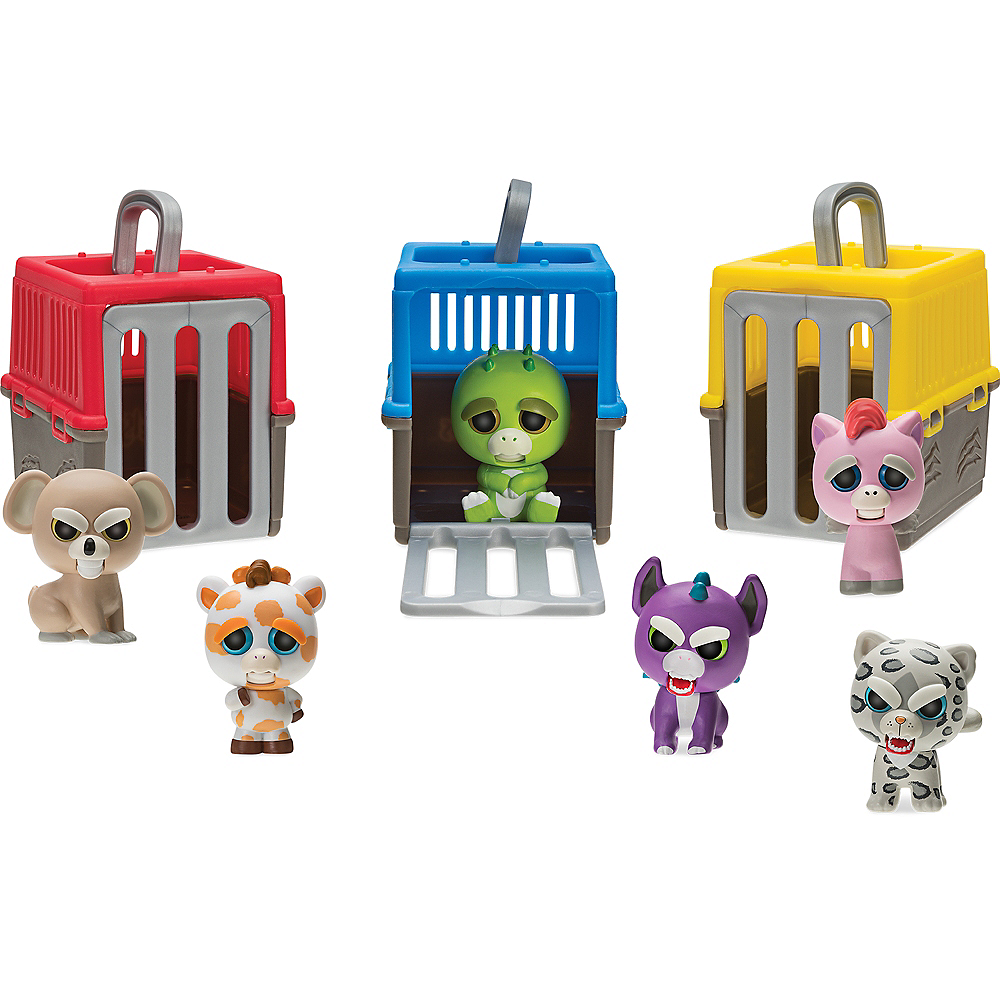 Feisty Pets Mini Misfits Series 1 Mystery Pack Image #4