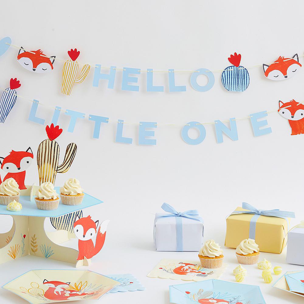Baby Fox Cake Stand