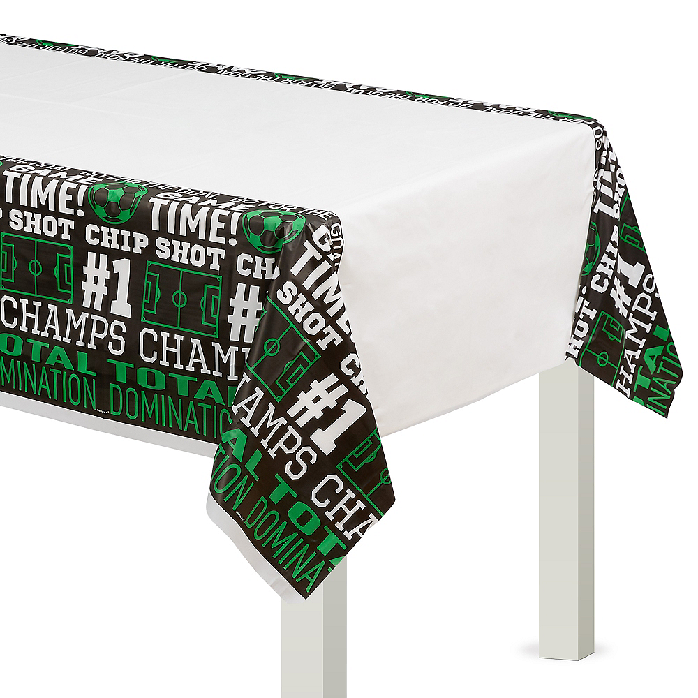 Goal Getter Soccer Table Cover Image #1