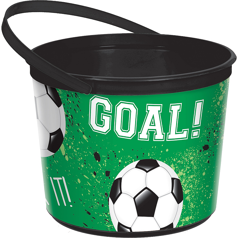 Goal Getter Soccer Party Favor Container Image #1