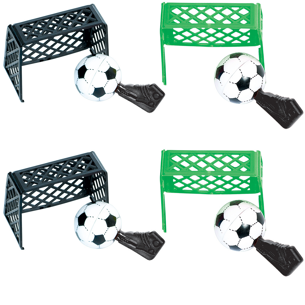 Table Top Soccer Games 4ct Image #1