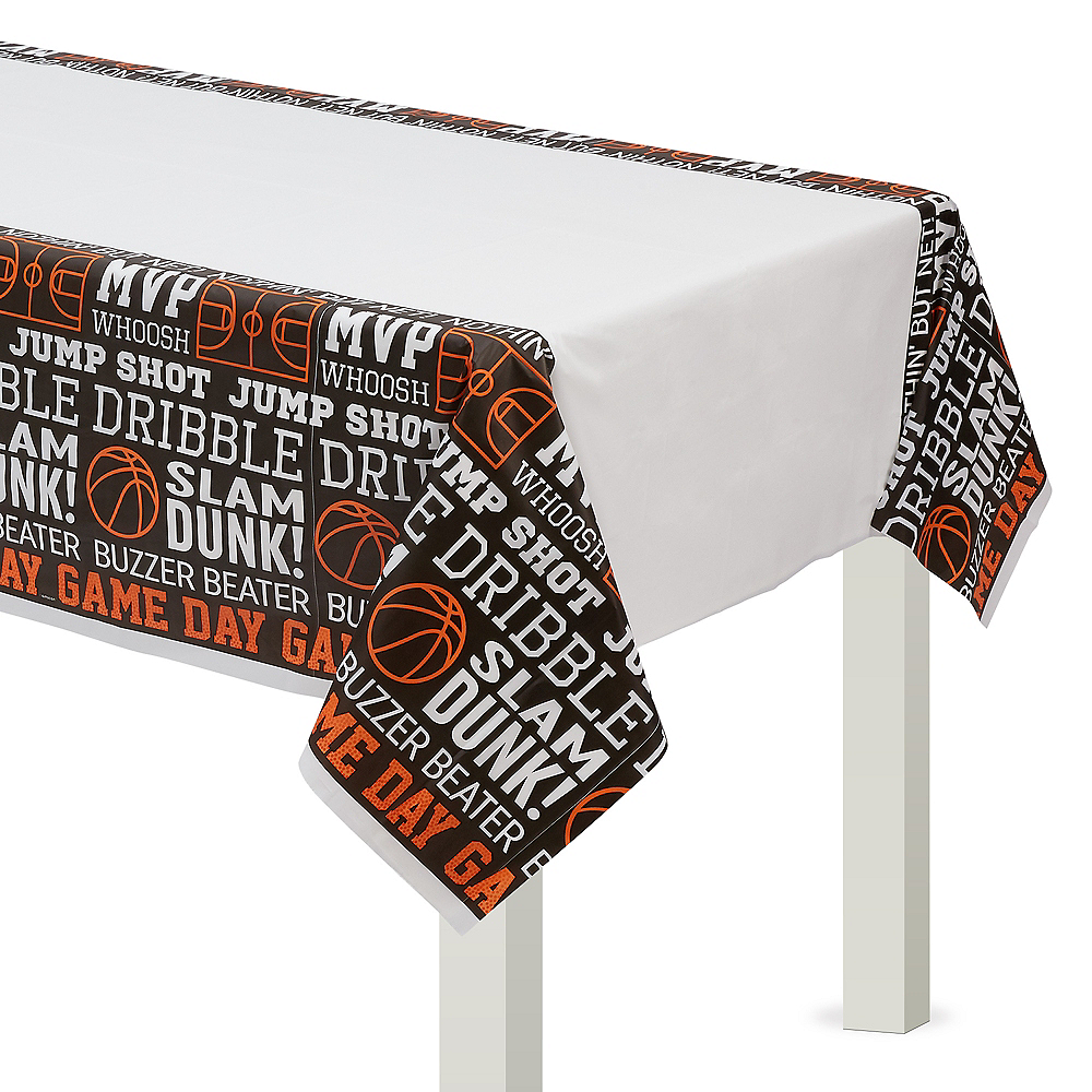 Nothin' But Net Table Cover Image #1