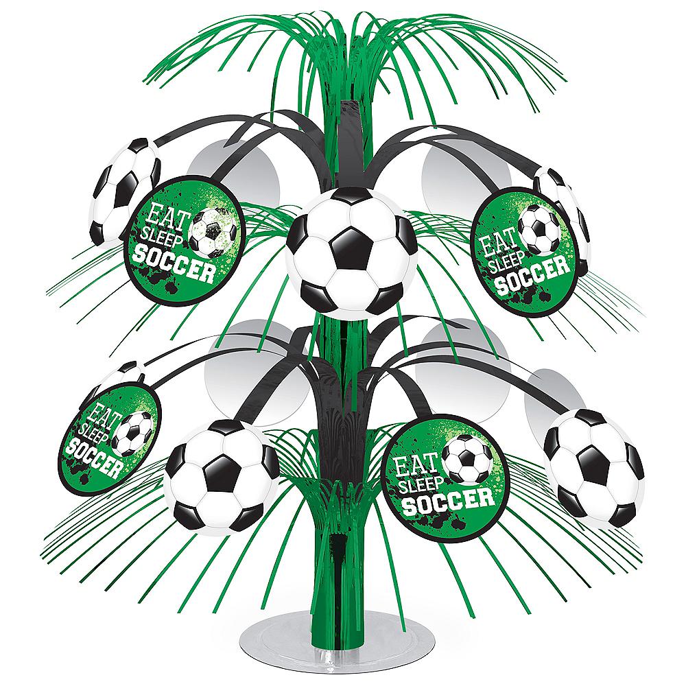 Goal Getter Soccer Cascade Centerpiece Image #1
