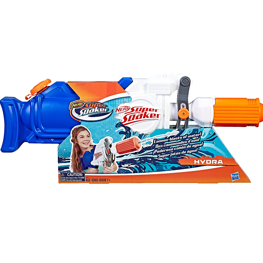Nav Item for Nerf Super Soaker Hydra Water Blaster Image #2