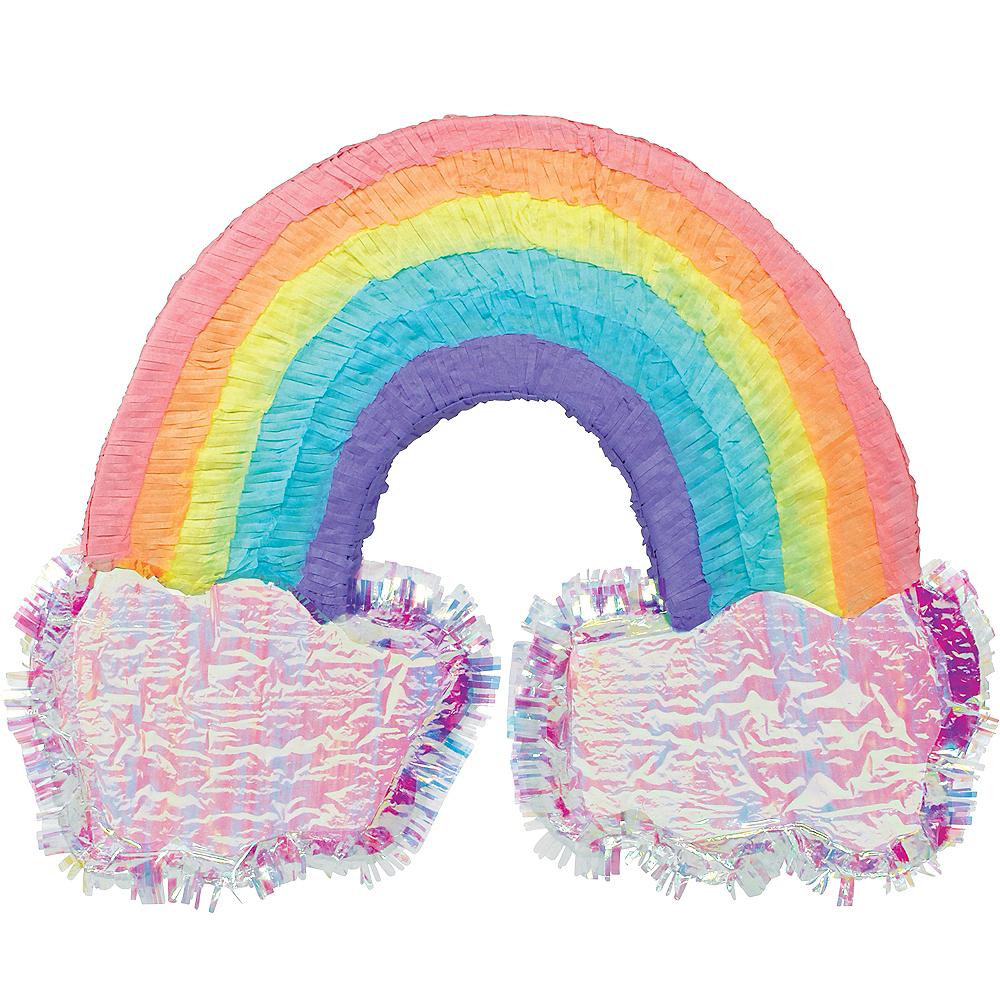 Nav Item for Rainbow & Clouds Pinata Image #1