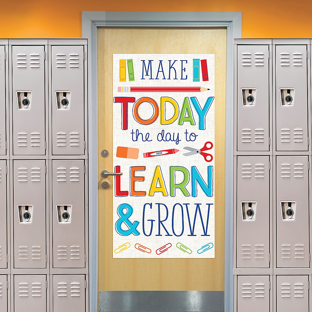 Learn & Grow Door Cover Image #1
