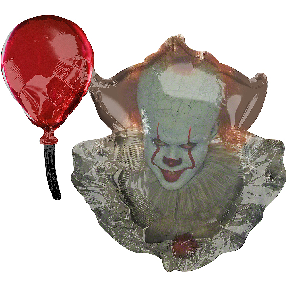 Pennywise Balloon Image #1