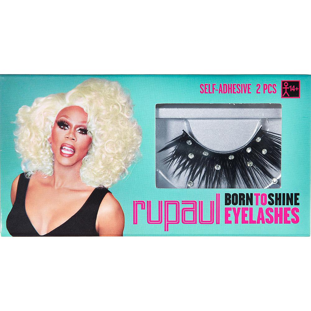 Bright On Girl RuPaul Eyelashes Image #1