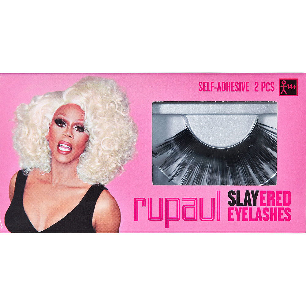 Slayered RuPaul Eyelashes Image #1