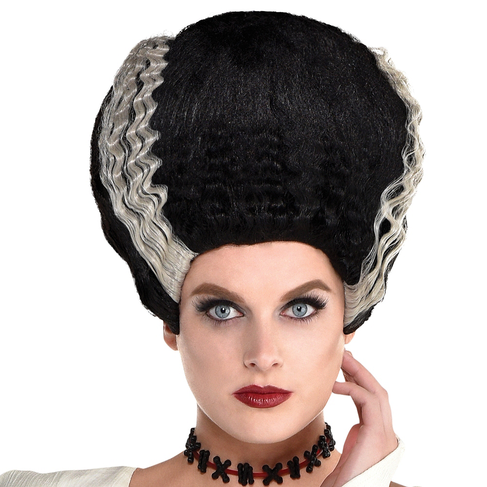 Bride of Frankenstein Wig Image #1