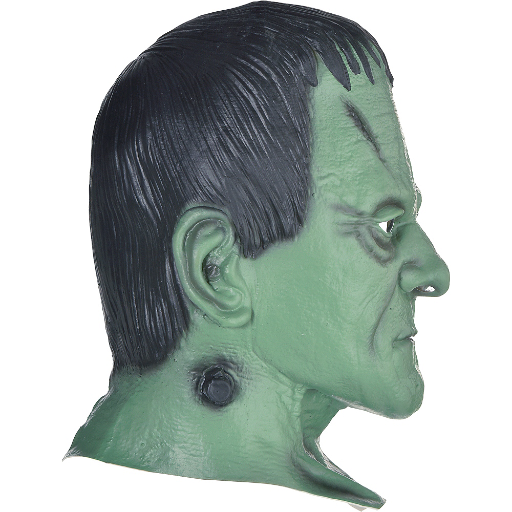 Adult Frankenstein Full Head Mask Image #2