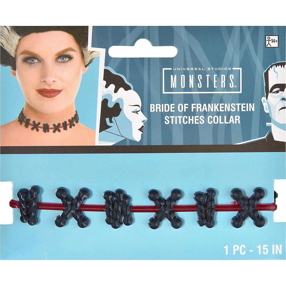 Bride of Frankenstein Stitches Collar Image #3