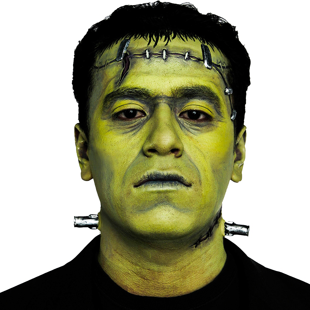 Frankenstein Makeup Kit 19pc Image #1