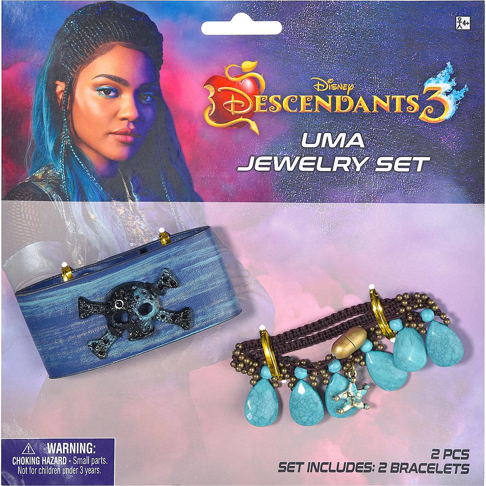 Descendants 3 Uma Jewelry Set 2pc Party City