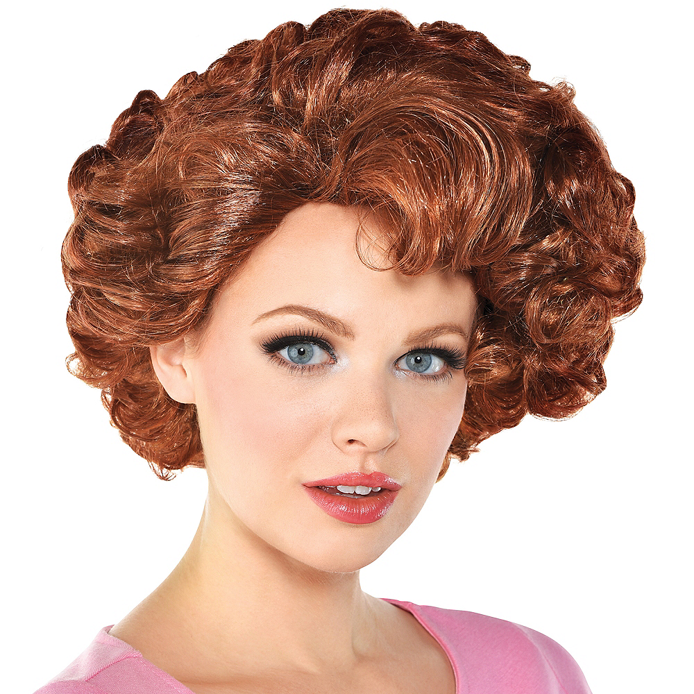 Molly Ringwald Wig - Pretty In Pink Image #1