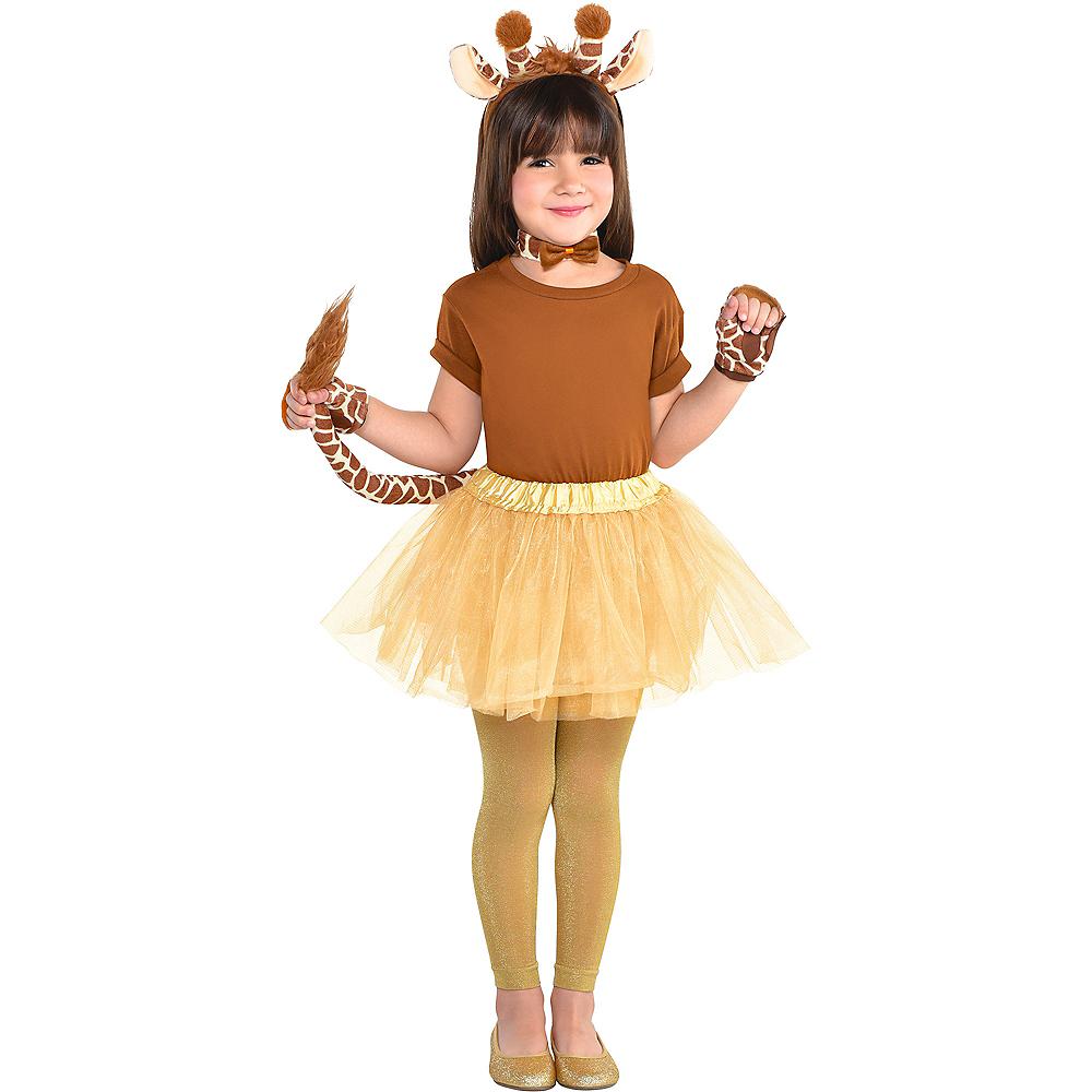 Child Giraffe Costume Accessory Kit Image #1