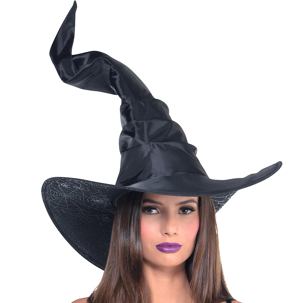 Crooked Witch Hat Image #2