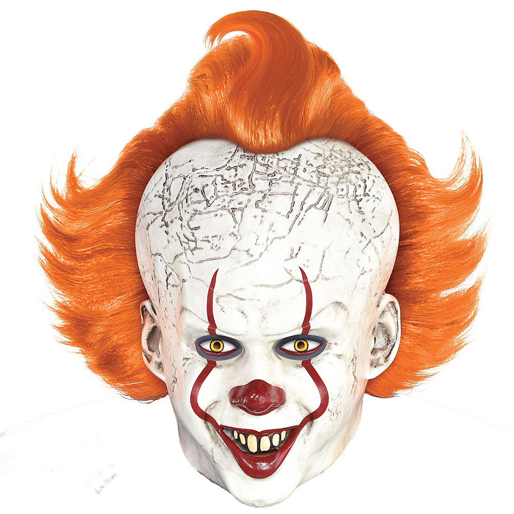 Pennywise Mask - It Chapter Two Image #1
