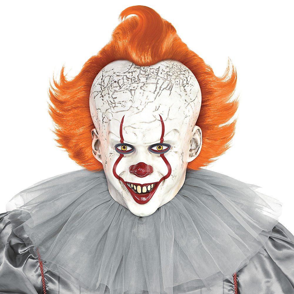 Pennywise Mask - It Chapter Two Image #2