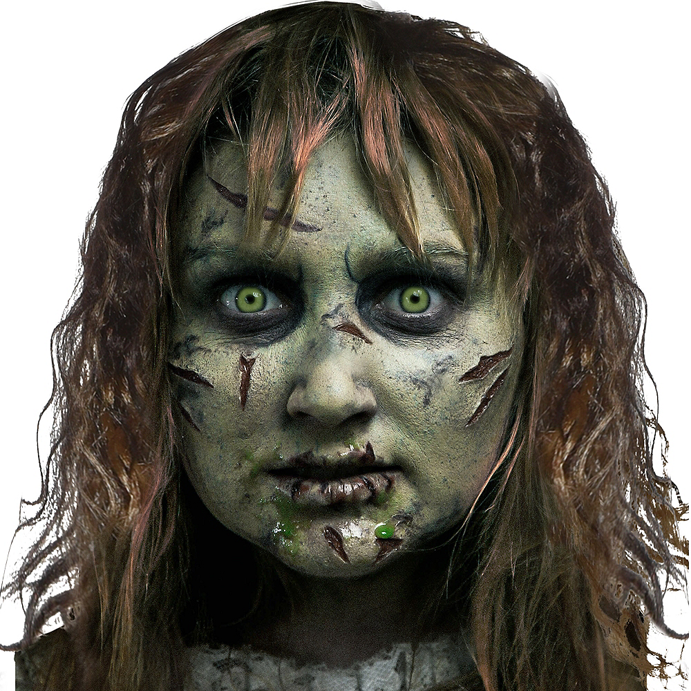 The Exorcist Makeup Kit Image #1