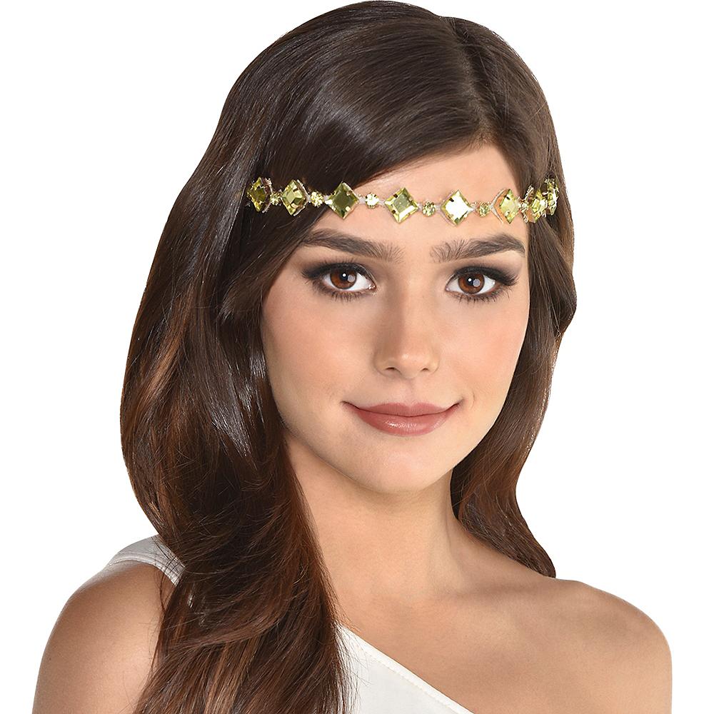 Bejeweled Goddess Headband Image #1