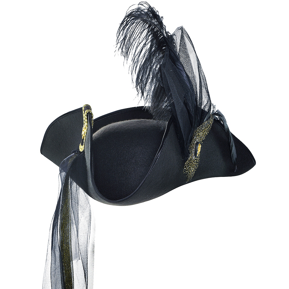 Tricorn Couture Pirate Hat Image #1