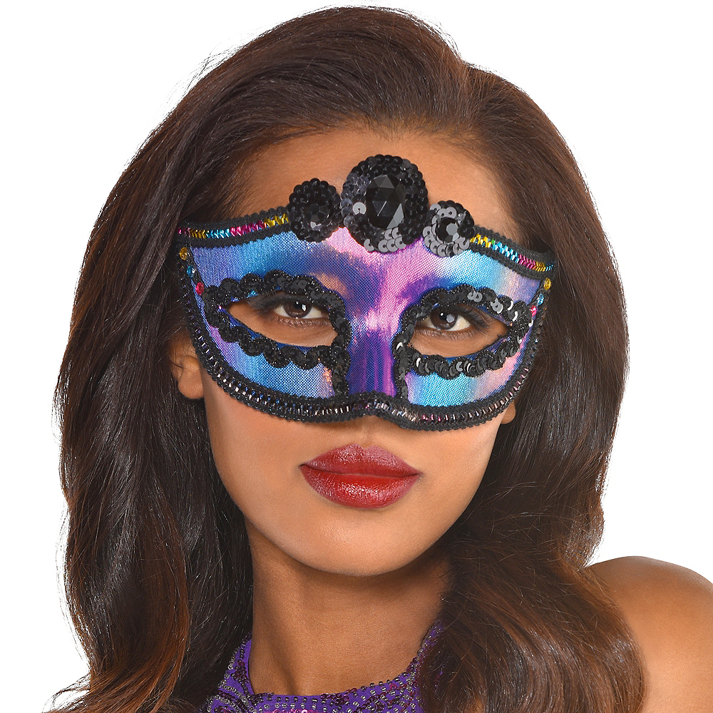 Dark Rainbow Mask Image #2