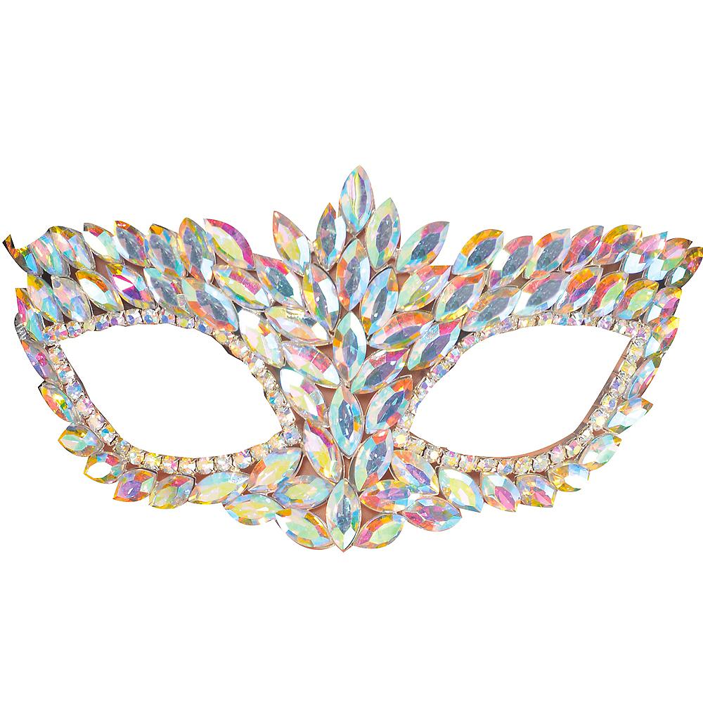 Holographic Gem Mask Image #1