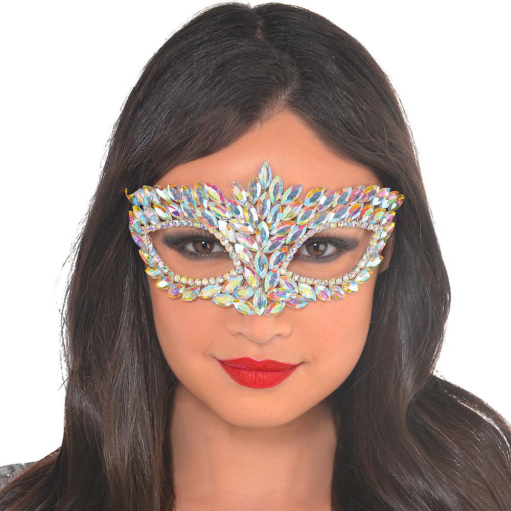 Holographic Gem Mask Image #2