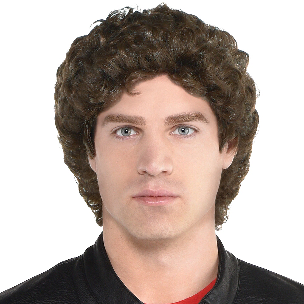 Mike Rider Wig Image #1