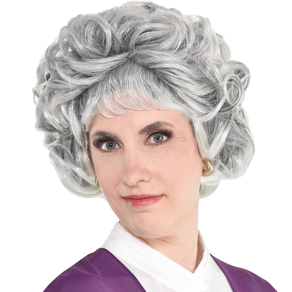 Sarcastic Senior Wig Image #1