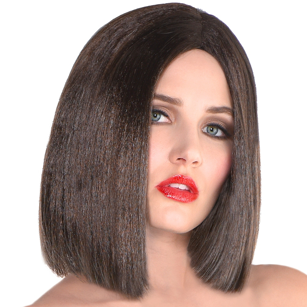 Pop Group Glam Wig Image #1