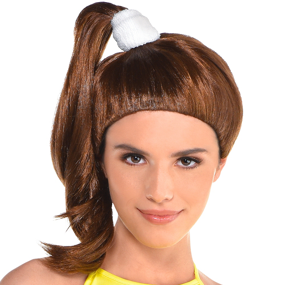 Nav Item for Pop Group Active Girl Wig Image #1