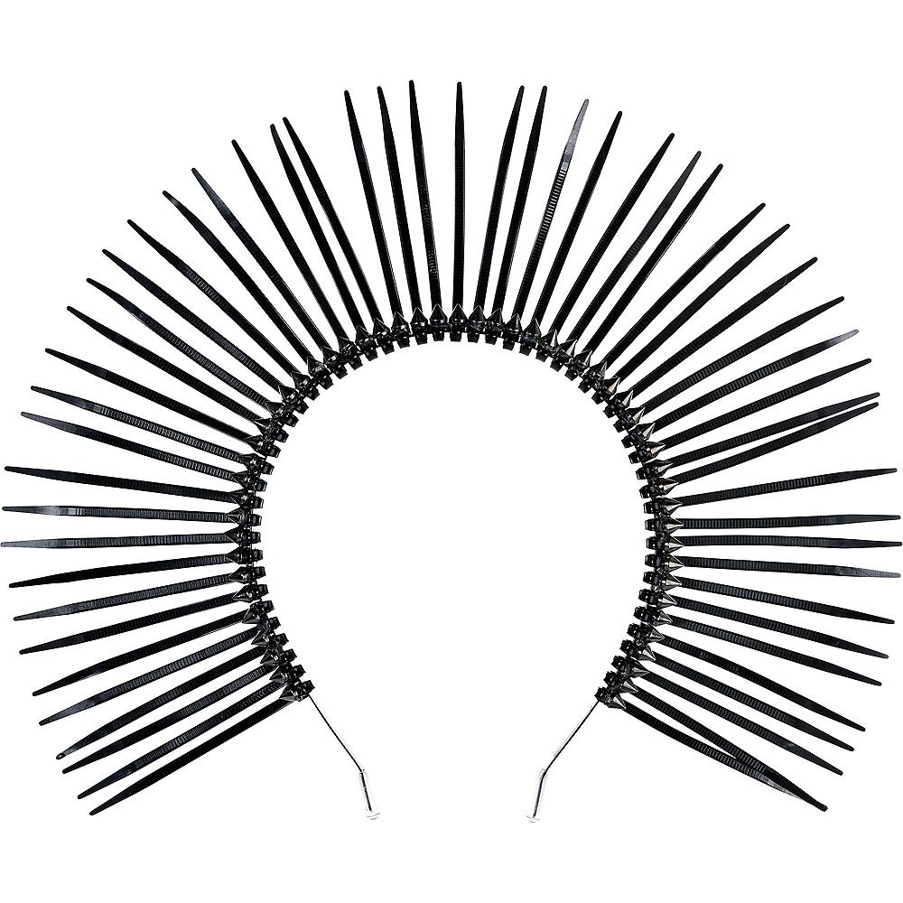 Deluxe Dark Angel Headpiece Image #1