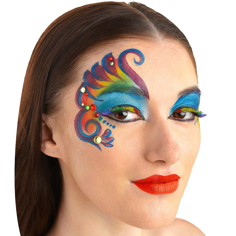 Jumbo Retractable Crayon Makeup Sticks 6ct Image #4