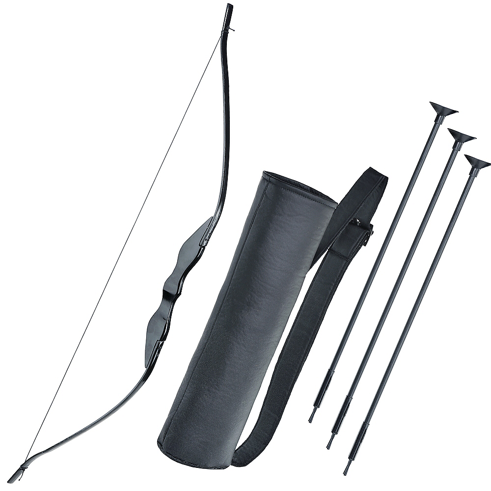 Rustic Bow & Arrow Costume Accessory Kit 5pc Image #1
