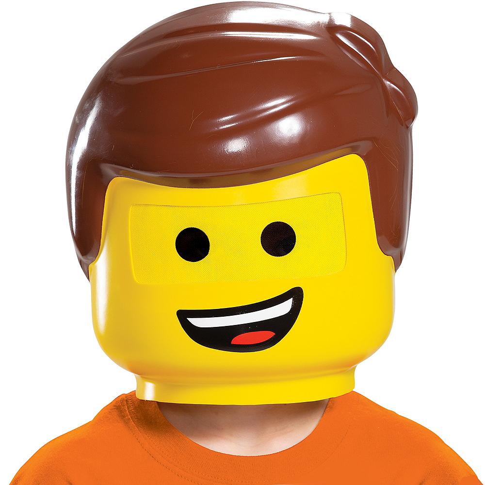 Child Emmet Mask - The LEGO Movie 2 Image #1
