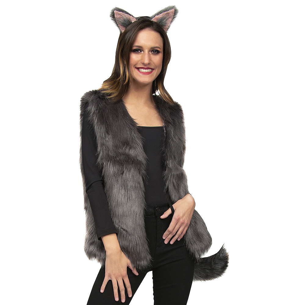 Adult Wolf Accessory Kit Image #1
