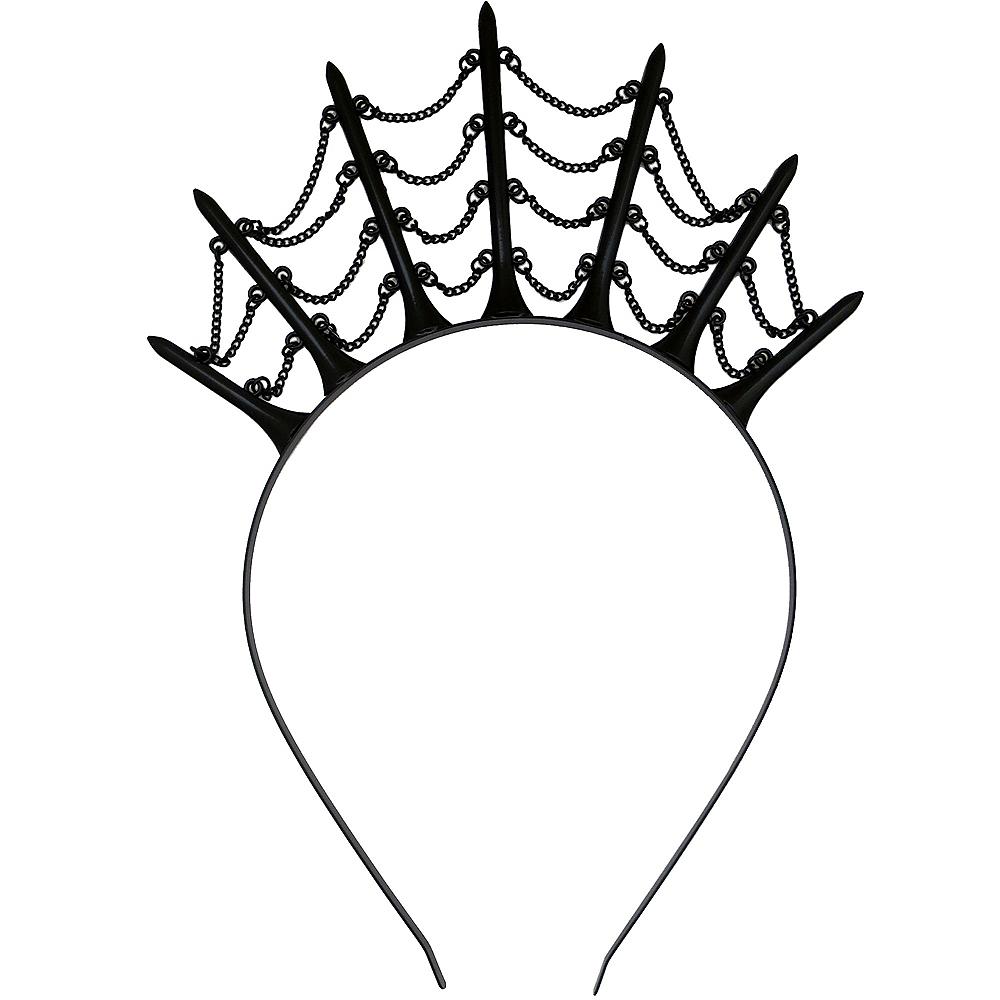 Spider Web Headband Image #1