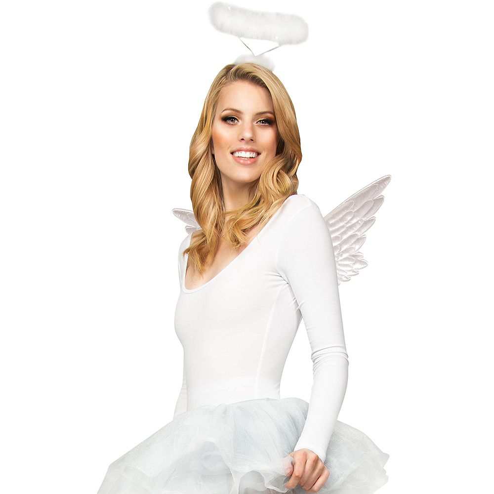 Light-Up Angel Costume Accessory Kit Image #1