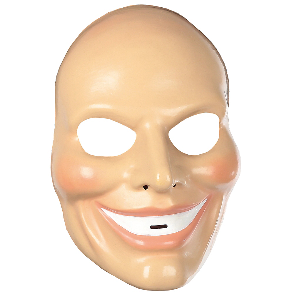 The Smiler Costume Mask Adult Halloween