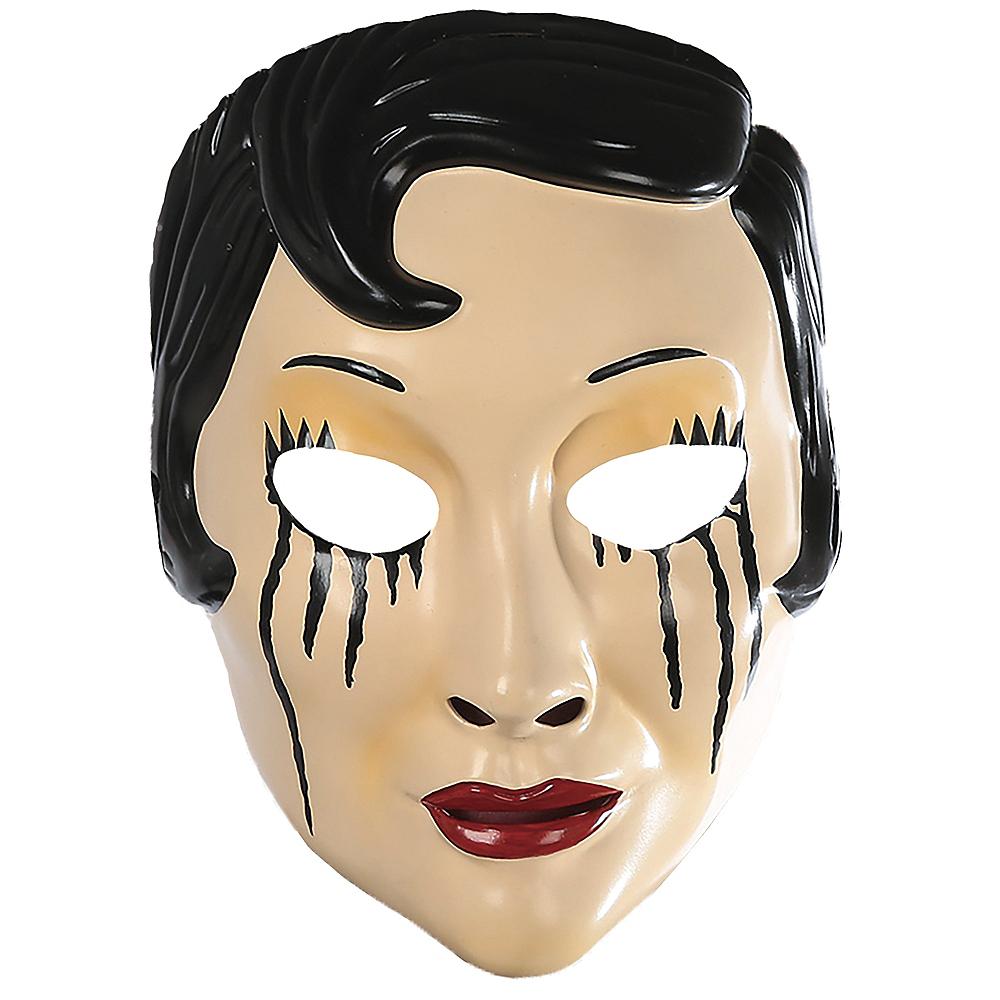 Emo Girl Mask Image #1