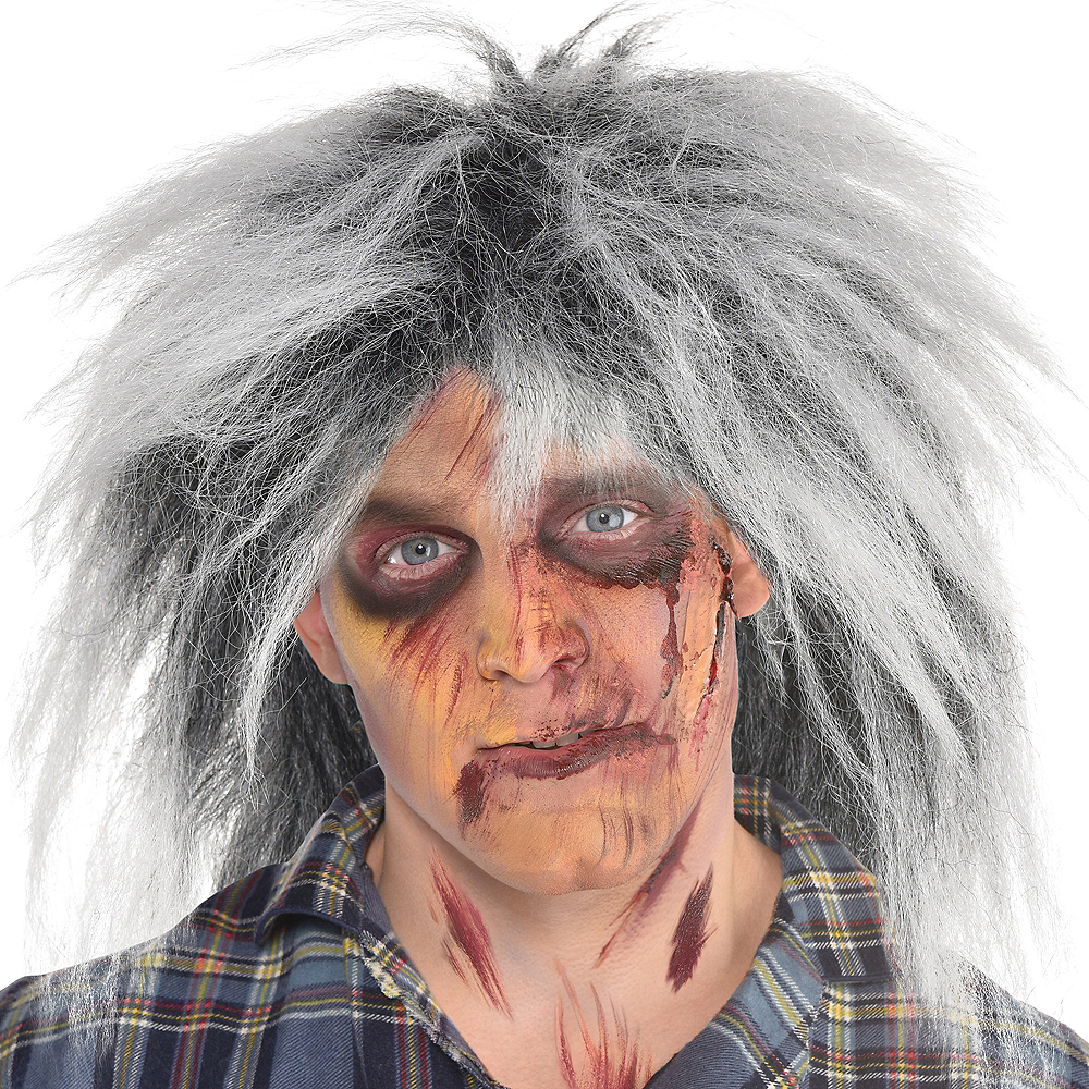 Nav Item for Doomsday Zombie Wig Image #1