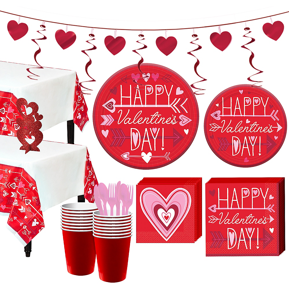 Nav Item for Valentine Wish Party Kit for 36 Image #1