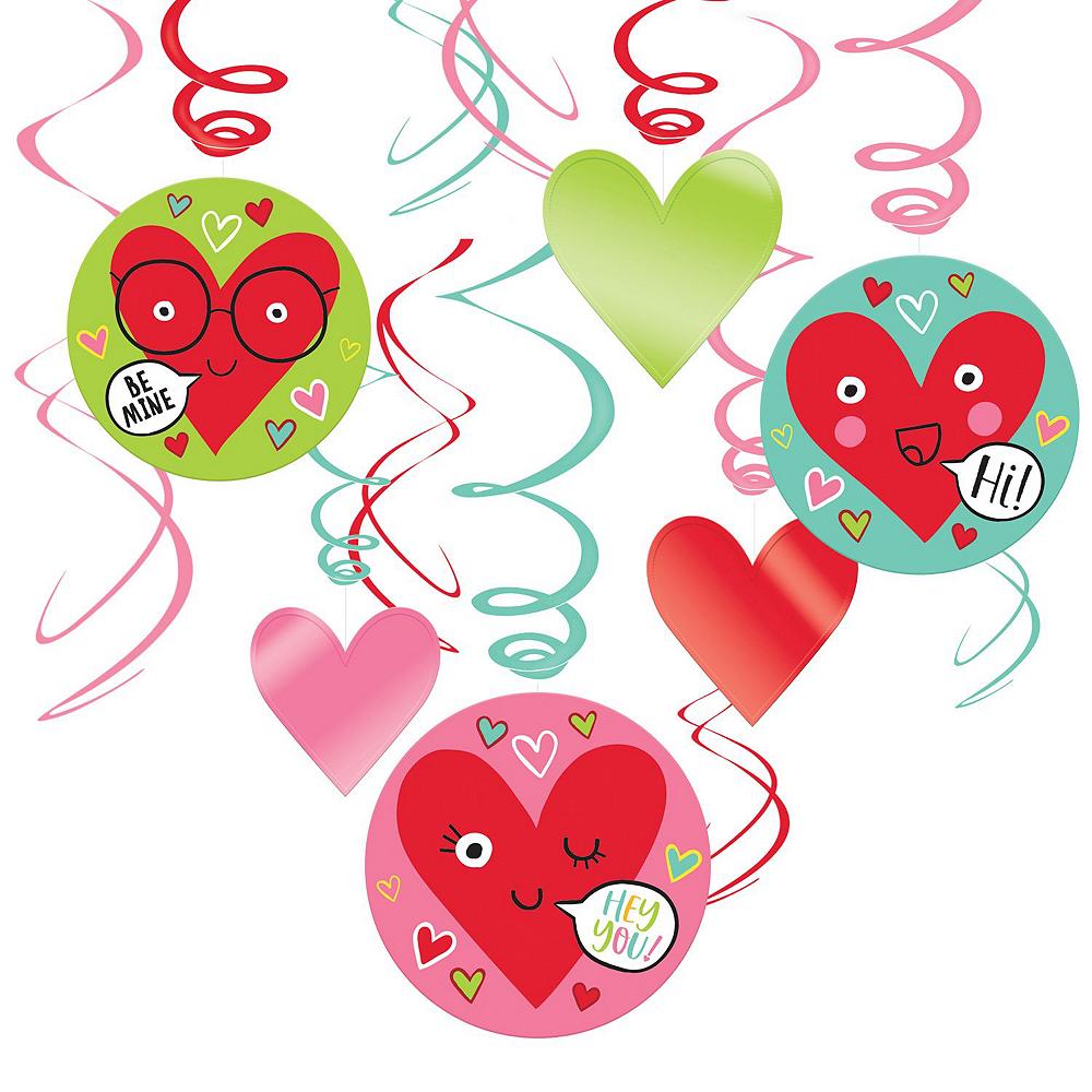 Valentine's Day Smiley Decorating Kit Image #4