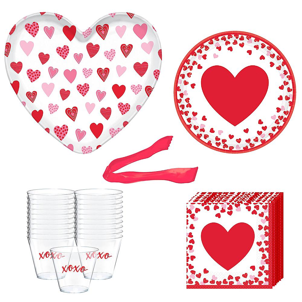 Confetti Heart Serveware Kit Image #1