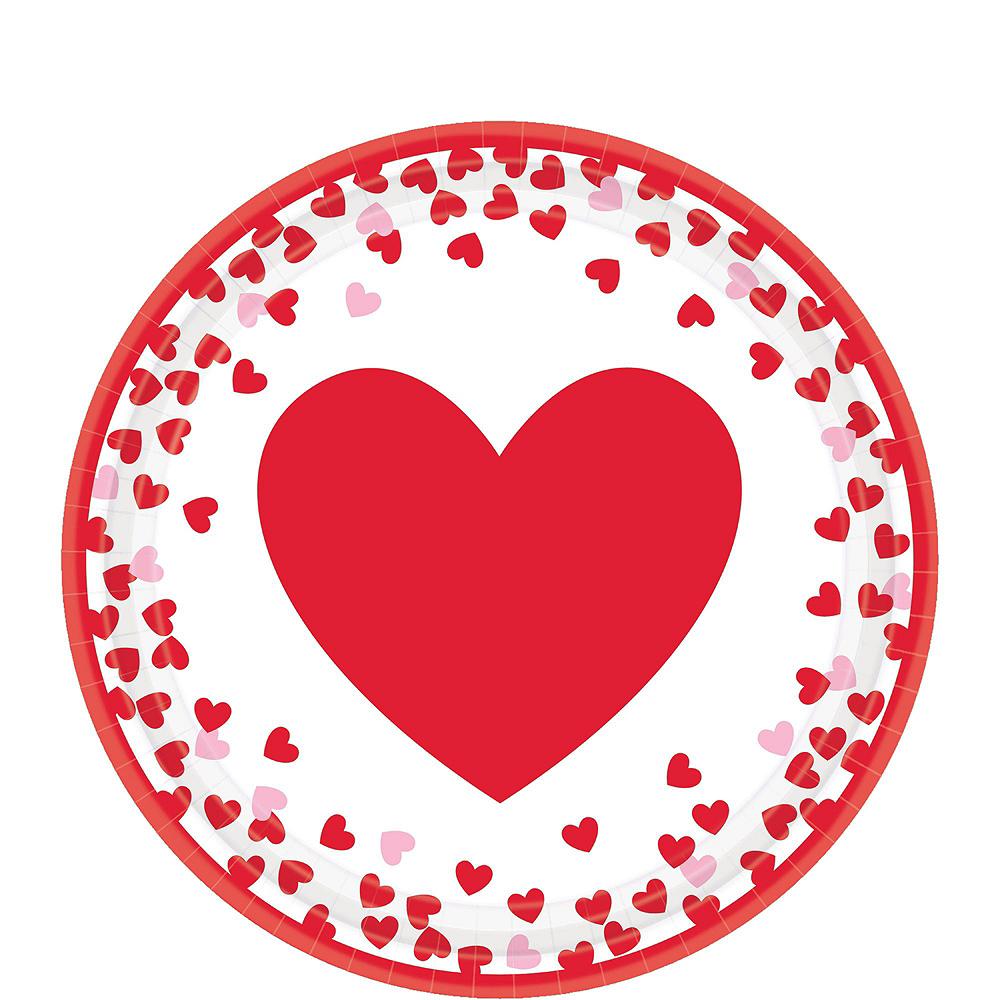 Confetti Heart Serveware Kit Image #2